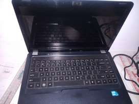Hp laptop new condition