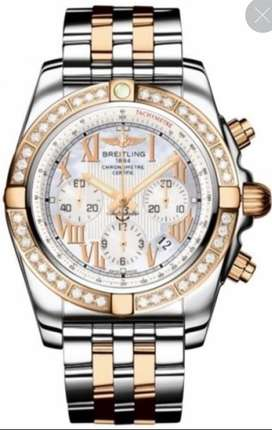 Breitling chronomat evaluation CB011012   Rolex