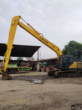 FOR SALE EXCAVATOR LONG ARM SUMITOMO SH210LC-5