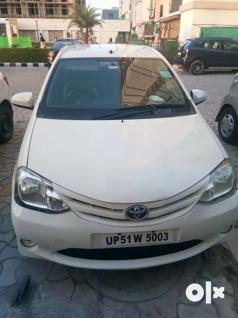 Toyota Etios 2013 Petrol Self driven Well Maintained