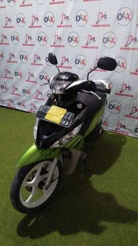 i.46 dijual yamaha mio j tahun 2012 (raharja motor)