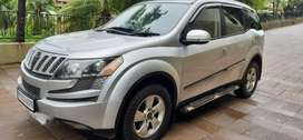 Mahindra XUV500 2011-2015 W8 2WD, 2012, Diesel
