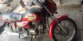 Ua04 a one condition OK injan good milej tyre tube OK red color