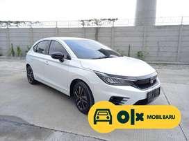 [Mobil Baru] Super Recommended City HB ( Hatchback ) RS Dp 37jt