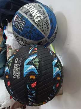 Basketballs for 500 each at Stcruz (Panjim)