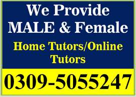 All Over Rwp[ Private Tutors Available-Male/Females] Free Trial CLass