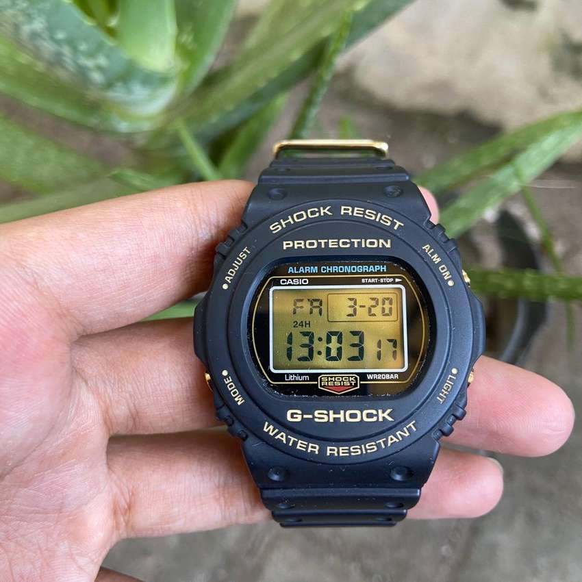 Jam Tangan G-Shock DW-5735D 35th Anniversary 0