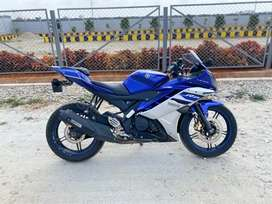 Yamaha YZF R15 1st Owner in showroom condition