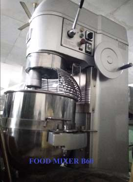 Dijual Mixer B60 Untuk Mixer Kue / Roti , Merk Linkrich , 380 V