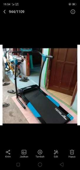 055 total 111 treadmill elektrikk