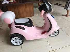 motor aki anak anak