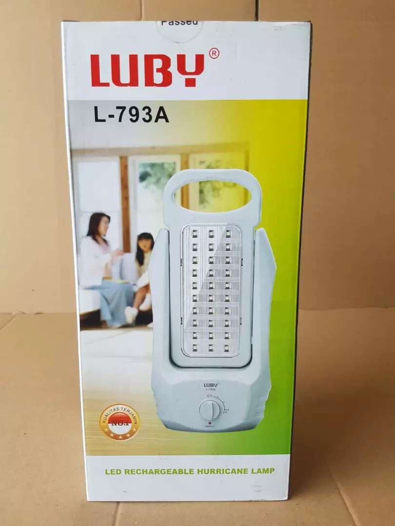 Lampu LED Rechargeable 0