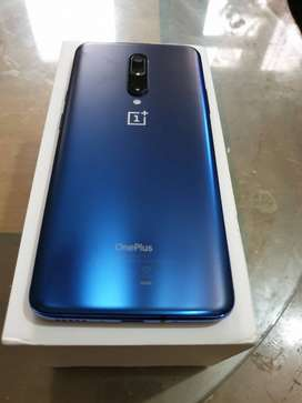 One plus 7 pro With bill box & all accessories Cod available all India