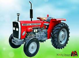 Tractor for sala
