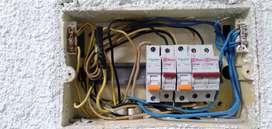 Menerima jasa perbaikan listrik,instalasi,listrik konslet,servis pompa