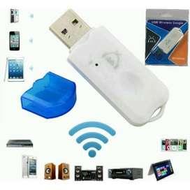 Usb Bluetooth Receiver Adapter Music Tanpa Aux Call Audio Receiver