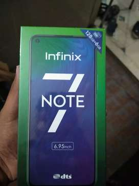 I want to sale my infinix not 7