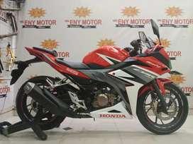 No Ribet Honda CBR 150R Merah Putih 2018 #Enymotor#