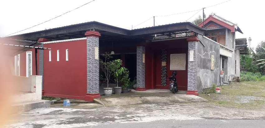 Rumah istimewa siap Huni