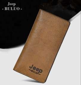 Jeep Long Wallet / Dompet Panjang Pria Wanita