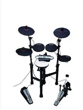 Electronic drum set for immediate sale