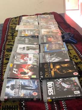 Ps3 games imported from  England