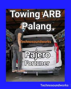 Towing palang arb pajero sport plat tebal for velg ban