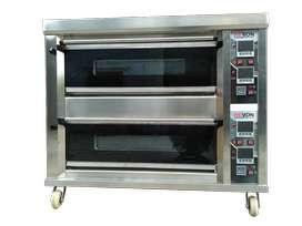 Jual Oven Gas Otomatis Terbaik  Untuk Kue/Roti Manis  Kaps 4 Loyang