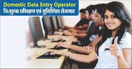 DATA ENTRY HOME BASED PART TIME JOB