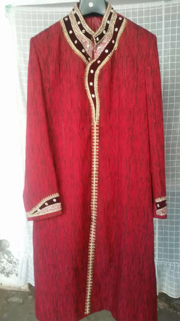 Groom (dulha) dress - sherwani - one time used - new condition 0