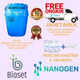 bio septic tank nanogen_ berbahan tebal dan ramah lingkungan