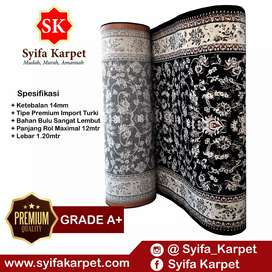 Sedia karpet masjid import turkey premium