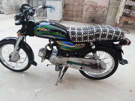 Super Star bike 2015 Model for sale .. . Condition 10/10 .. only