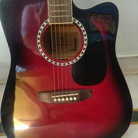 Kaps accoustic guitar for beginners
