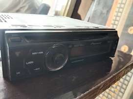 Pioneer tape and sony emplifire