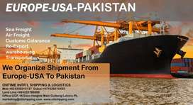 Shipping and  Freight Forwarding |Customs Clearance|
