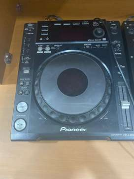 FS : Pioneer CDJ 850 & DJM 750 kondisi 90%