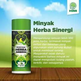 minyak herbal sinergi 100 ml