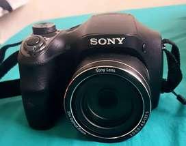Kamera Sony H300 20 MP Zoom 35x