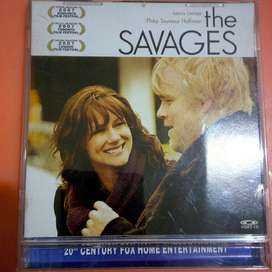 Jual VCD ori the savages