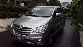 Toyota kijang Innova 2.0 V AT Tahun 2014