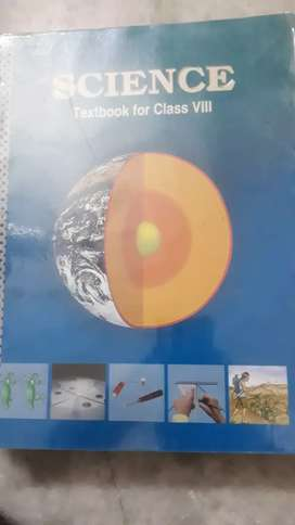 NCERT science book class 8th