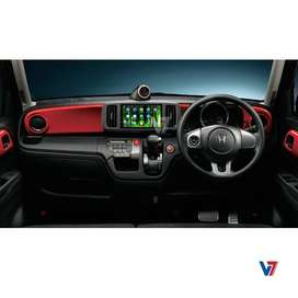 Honda N One Android Multimedia DVD Player V7 Navigation LCD Screen GPS