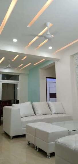 Semi furnished 3bhk flats