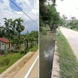 Lahan Kosong 100 ha di desa Sukanegara Jonggol