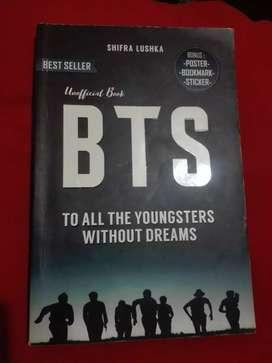 Koleksi Buku K-Pop BTS,EXO,BlackPink