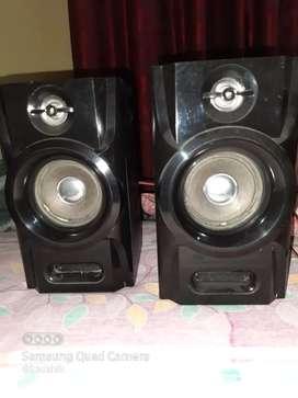 Audio 2 box