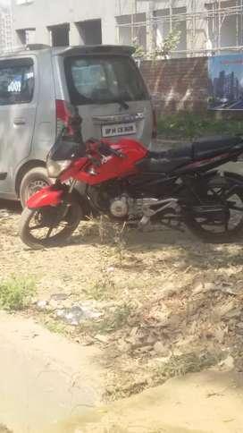 Bujaj pulsars  bike 125 cc