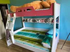Kids Bunker Bed.