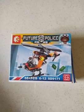 Mainan Lego Future Police (SD9171)